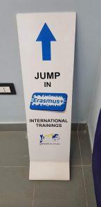 Movilidad Erasmus+ KA1 del 7 al 14 de julio de 2019, dirigida a la creación de contenidos interactivos utilizando lenguas extranjeras.