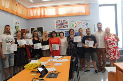 ERASMUS+ STAFF MOVILITY – SOVERATO/ITALY «CLIL IS PRACTICE»