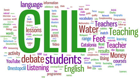 Erasmus+ KA1 Staff Mobility – Soverato / Italy: CLIL is practice
