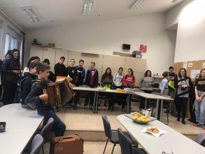 KA2 eSGarden for Future Citizens: meeting our Slovenian families