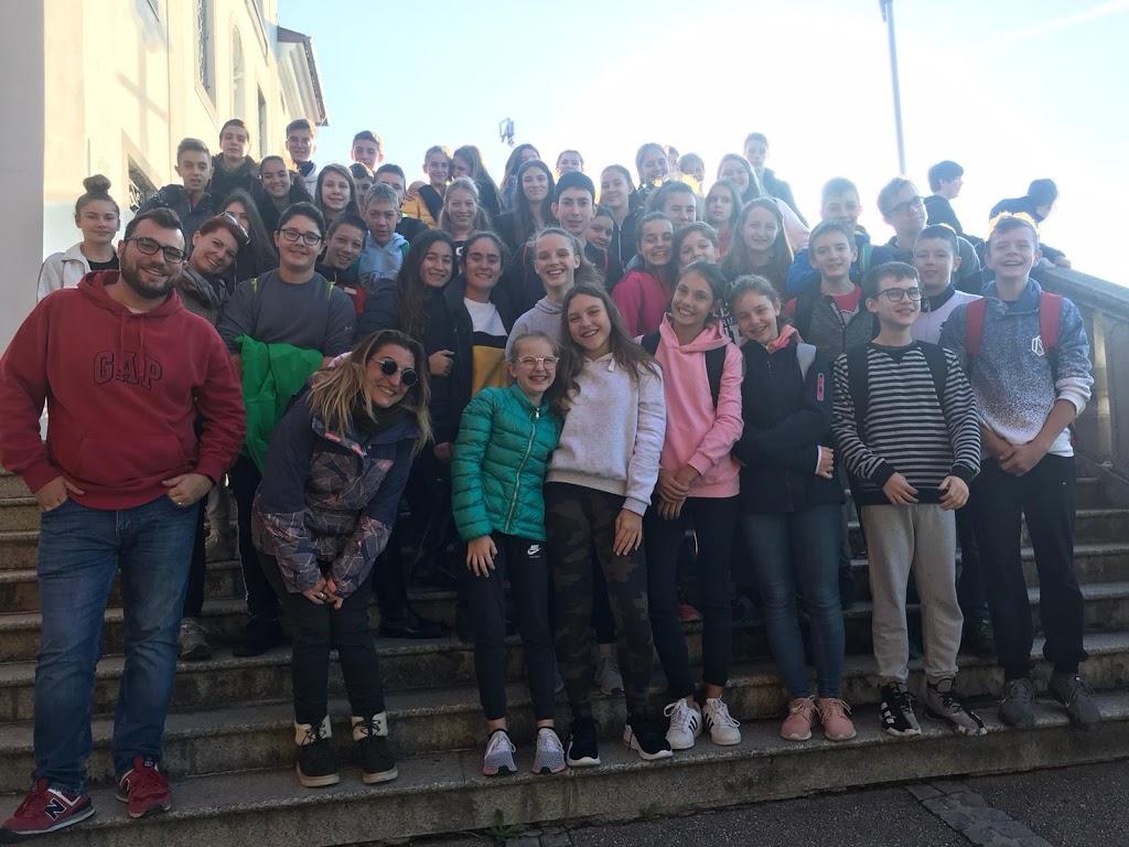 KA2 eSGarden for Future Citizens: Field trip around Slovenia