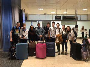 KA2 eSGarden for Future Citizens: la expedición vuelve a casa