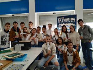 Intercambio KA2 – esGardens for Future Citizens. Día 5. 30/01/2020